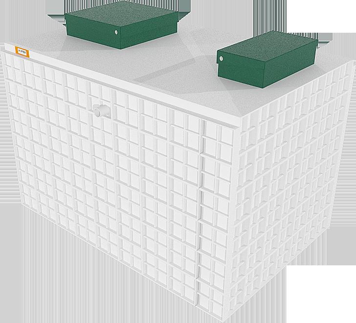 Автономная канализация Vortex 50 Classik