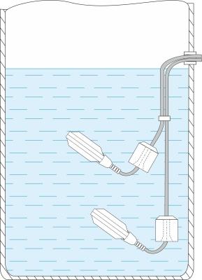 Датчик поплавковый